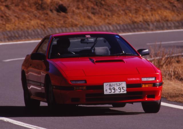 画像: 日本のGTインプレダイジェスト。サバンナRX-7 GTリミテッド【1985年9月登場】