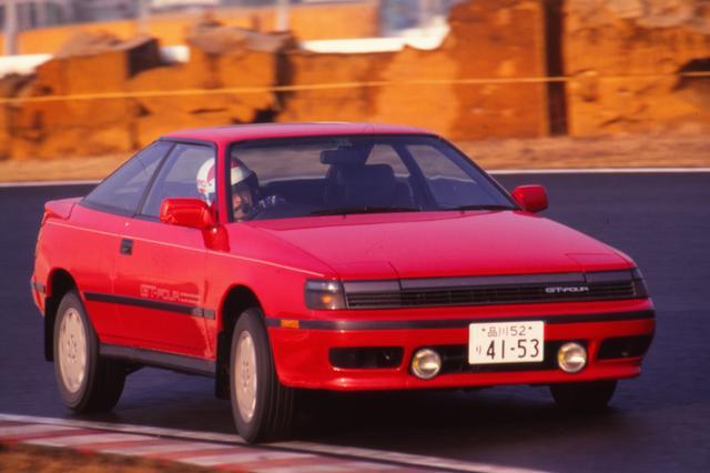 画像: 日本のGTインプレダイジェスト。セリカGT-FOUR【1986年10月登場】