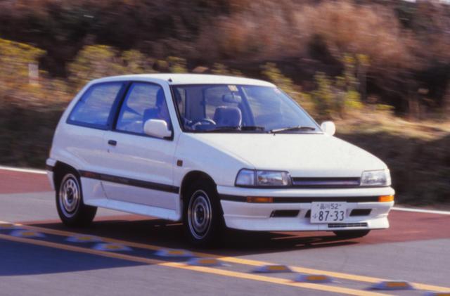 画像: 日本のGTインプレダイジェスト。シャレードGTti【1987年1月登場】