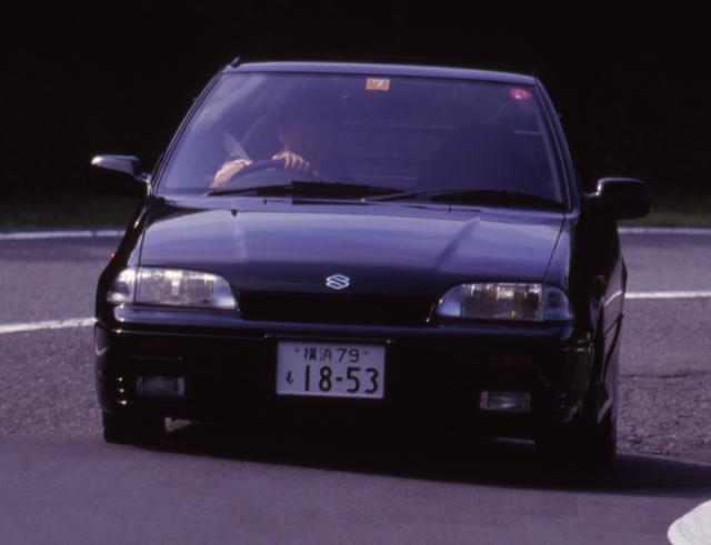 画像: 日本のGTインプレダイジェスト。カルタスGT-i【1989年12月登場】