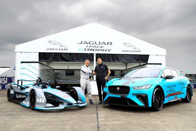 画像: EVによるレースに積極的なジャガー、市販EVにこの経験を活かす。
