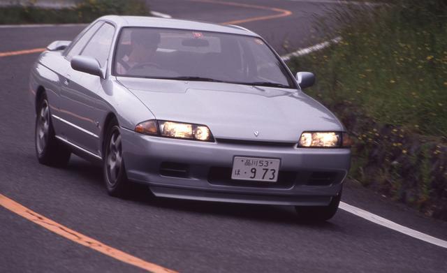 画像: 日本のGTインプレダイジェスト。スカイライン2000GTS-tタイプM【1989年5月登場】