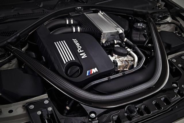 画像: M4カブリオレは直6ツインターボエンジンを搭載する。