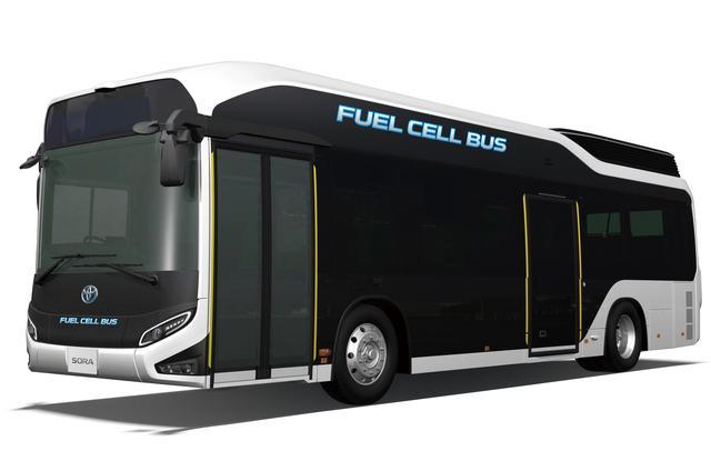 画像: FCバスは2017年2月から東京都への販売を開始している。