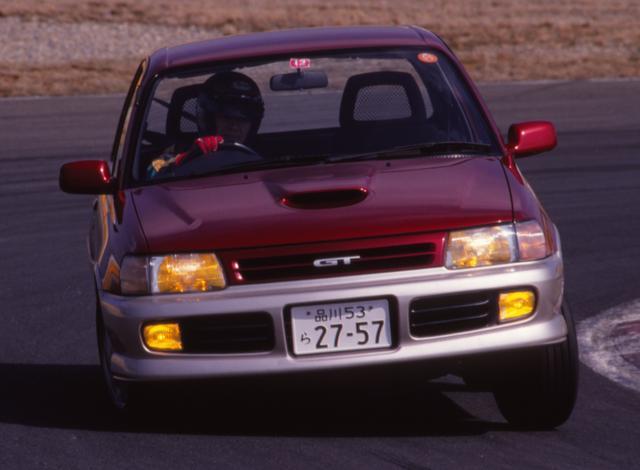 画像: 日本のGTインプレダイジェスト。スターレットターボGT【1989年12月登場】