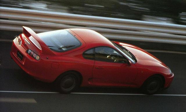 画像: リアの大型スポイラーは全車オプション設定だったが、ほとんどの購入者が装着したと言われている。