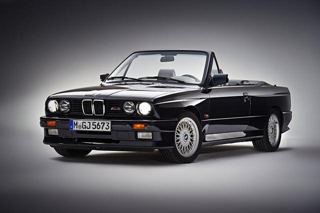 画像: 初代M3カブリオレは1988年にドイツ本国で登場。日本には正規導入されていない。