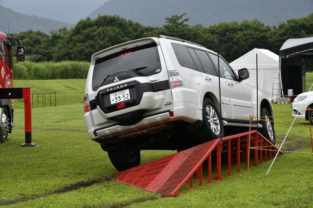 画像: 凄ンげ〜!! 4WDキット同乗体験会では三菱4WDの底力に驚愕!
