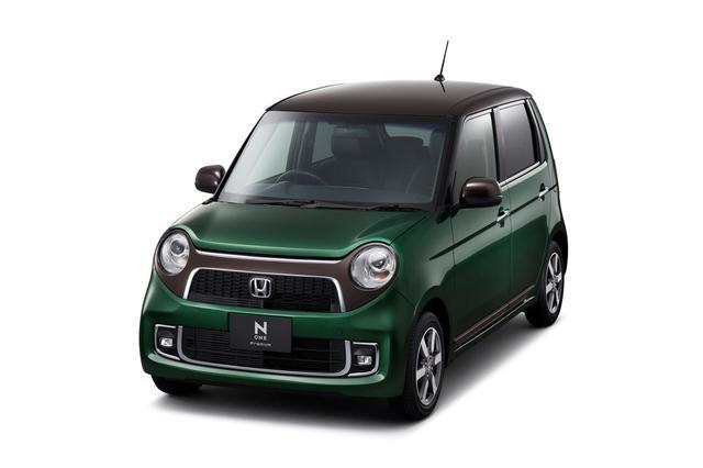 画像: N-ONEの4WDモデルにはド・ディオンアクスルが採用されている。