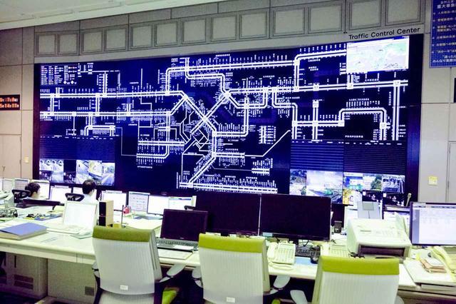 画像: 道路管制センター(画像はイメージ)