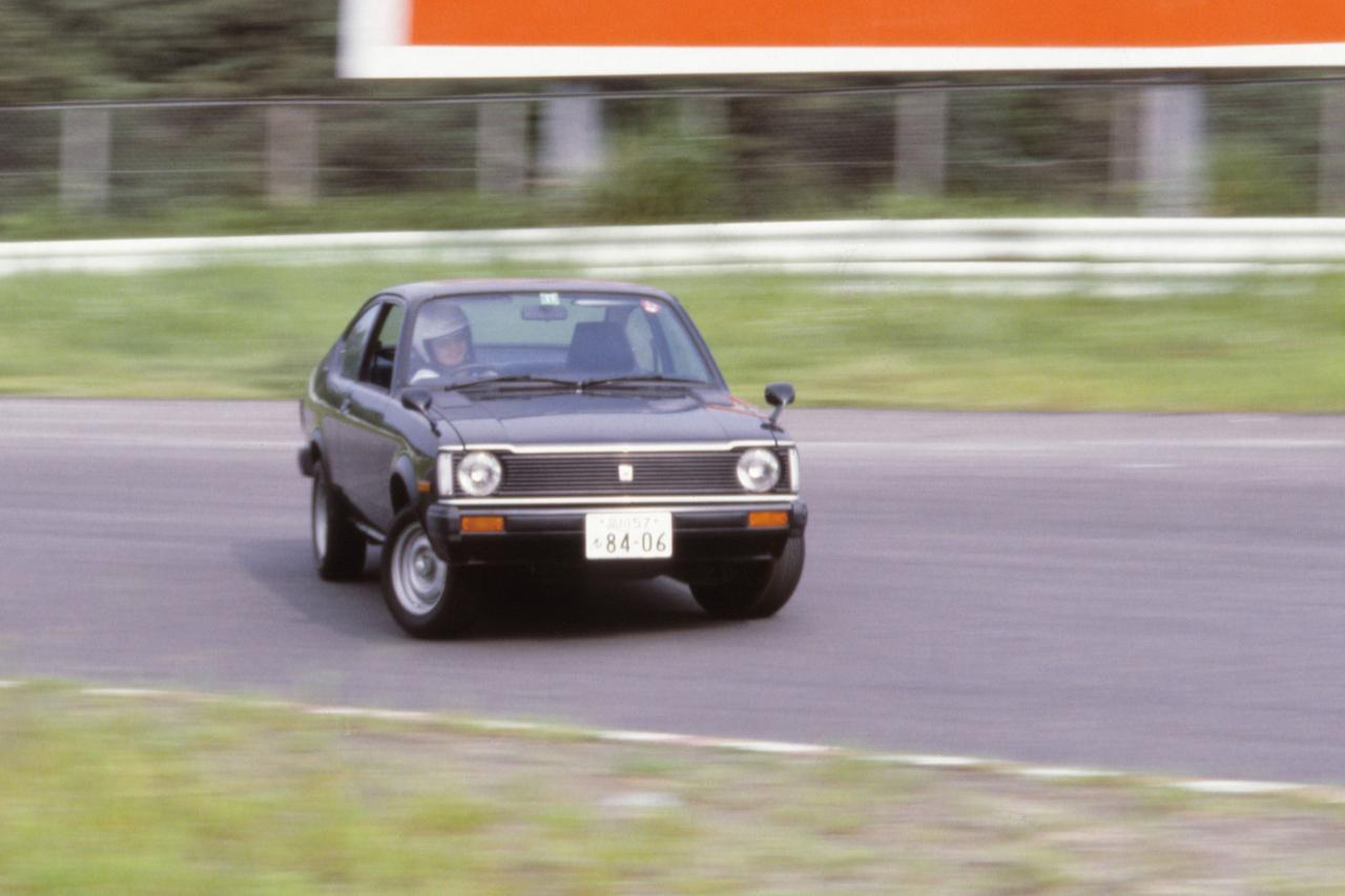 画像: ジェミニZZ/Rは当初LSDはオプション、マイナーチェンジでは標準装備となり、モータースポーツシーンで好んで使われた。