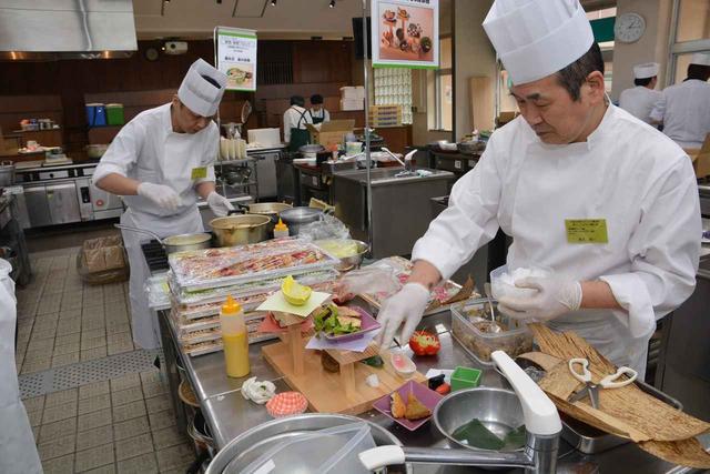 画像: 3月20日に開催されたNEXCO東日本新メニューコンテストにて審査委員特別賞を獲得。