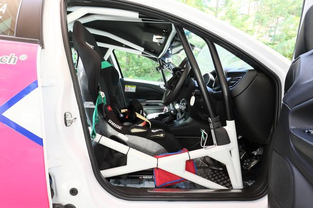 画像5: 竹岡圭 全日本ラリー挑戦2年目開始「初めてのマシン ジュリエッタをどう乗りこなす!?」