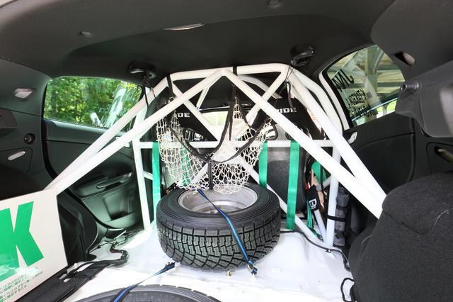 画像4: 竹岡圭 全日本ラリー挑戦2年目開始「初めてのマシン ジュリエッタをどう乗りこなす!?」