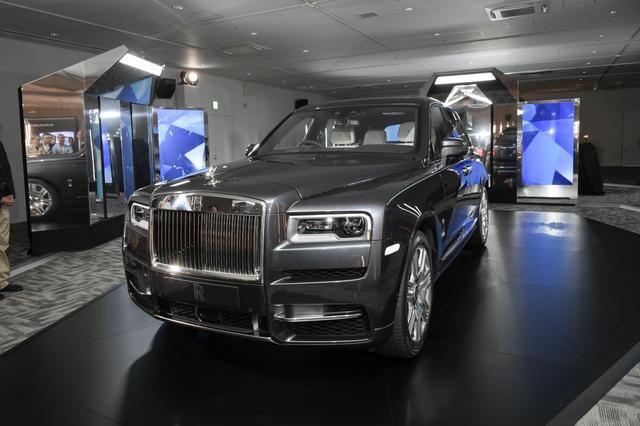 画像: 全長5340×2000×1835mm ホイールベース3295mm 車両重量2660kg(ヨーロッパ仕様)