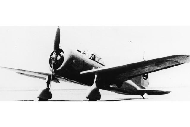 画像: 【九七式戦闘機】1937年に制式採用された陸軍初の全金属製単葉低翼軽戦闘機。革新的な軽量機体にハ-1乙エンジンを搭載した。