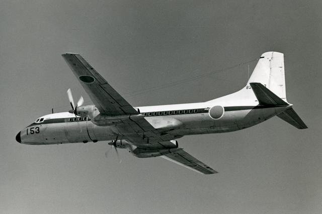画像: 【YS-11】官民挙げて開発に取り組んだYS-11。主翼桁と尾翼を担当した富士重工業はこの経験で技術力が向上したという。