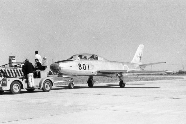画像: 【T1F2】戦後の日本の航空技術が世界に追いついた象徴が、純国産ジェット機T1F2。約1年で試作機を完成させている。