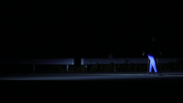画像: PCS夜間歩行者1 youtu.be