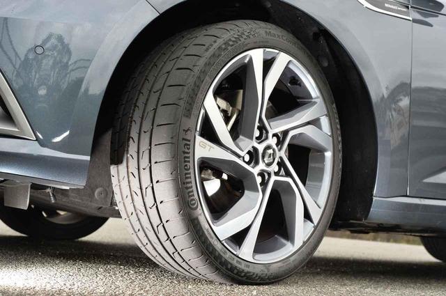 画像: 【タイヤ長期レポート】コンチネンタル・マックスコンタクトMC6「強さがあるのに我慢がいらないスポーティタイヤ」【その1】 - Webモーターマガジン