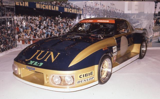 画像: 1981年にル・マン24時間に参戦した「マツダRX−7 253」。300psまでチューンされていましたが、それでもライバル車と比べると非力であったことは否めません。