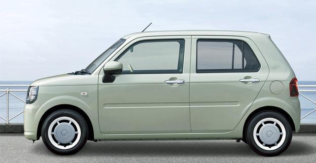 画像: 水平基調のスタイルで見切りの良いボディは、デザイン性と運転しやすさを両立している。