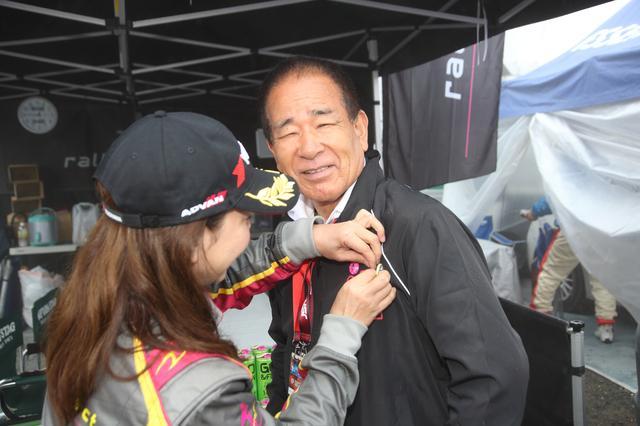 画像2: 竹岡圭 全日本ラリー挑戦 2年目は波瀾万丈のスタート
