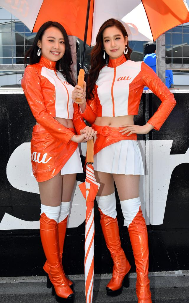 画像: 左 千倉里菜さん  右 太田麻美さん