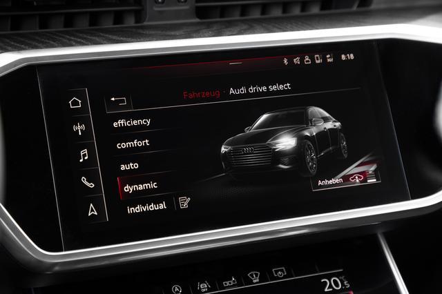 画像: エアサスペンション装着車は好みの足まわりのセッティングを選ぶことができる。
