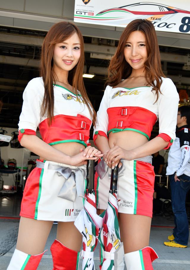 画像: 左 小川 舞さん  右 KAYAサン
