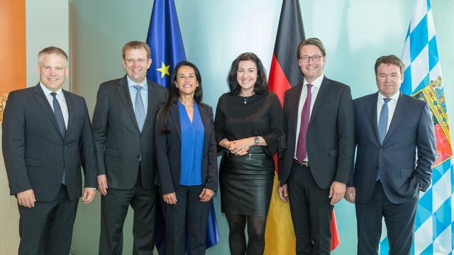 画像: ドイツはこうした官民一体のプロジェクトを様々な分野で進めている。