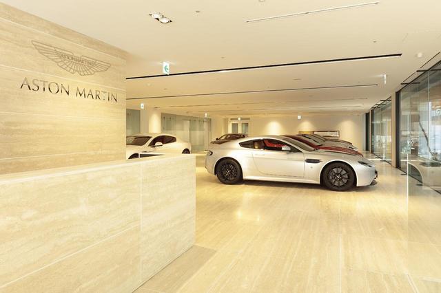 画像: 【ニュース】アストンマーティン、世界最大のディーラーを東京にオープン 2017年11月1日 - Webモーターマガジン