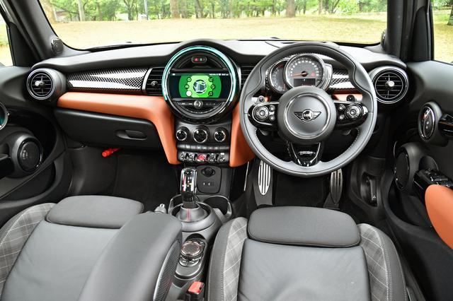 画像: ▲ステアリング前のメーターの右端にある燃料計が見やすくなったのも変化のひとつ。もはやオーナーにしかわからない違い!?