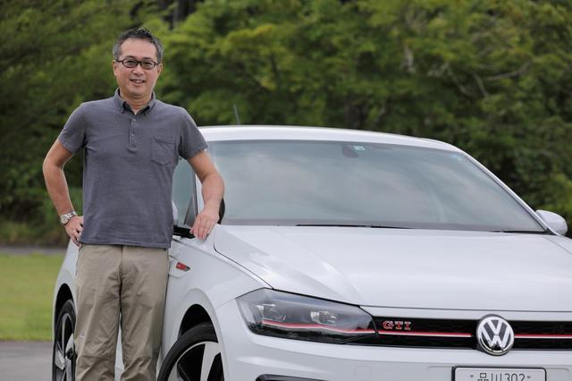 画像: レポートはモータージャーナリストの瀬在仁志氏。