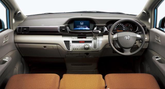 画像: 車室内の寸法は長さ1875/幅:1535/高さ1230mm。