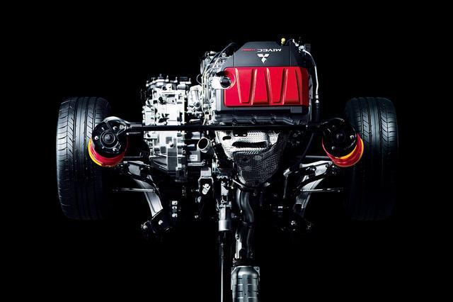 画像: ランエボXの6速DCTもゲトラグ製。