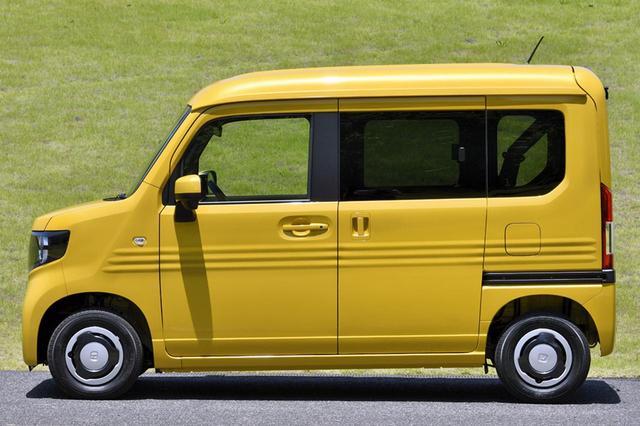 画像: 直線基調の実用重視なスタイルだが、商用車っぽくならないところがホンダのうまさか。