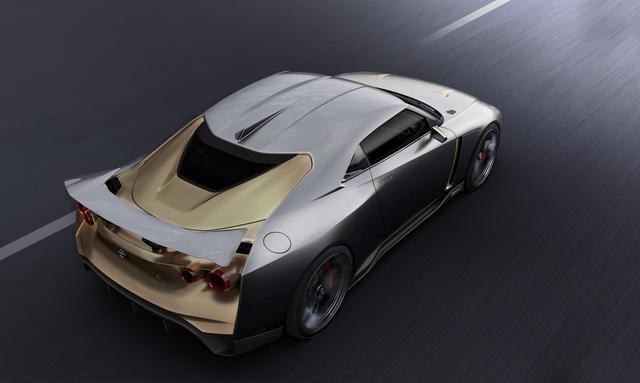 画像2: 【写真館】限定50台、1億円のGT-R50周年記念車がグッドウッドを疾る!