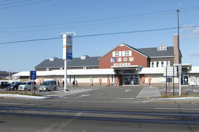 画像: 道の駅にRVパークが設置されているケースもある。
