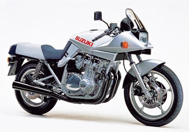 画像: SUZUKI GSX1100S KATANA(1981年発売)