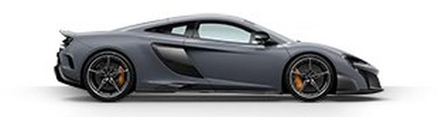 画像: McLaren Automotive - Official Site