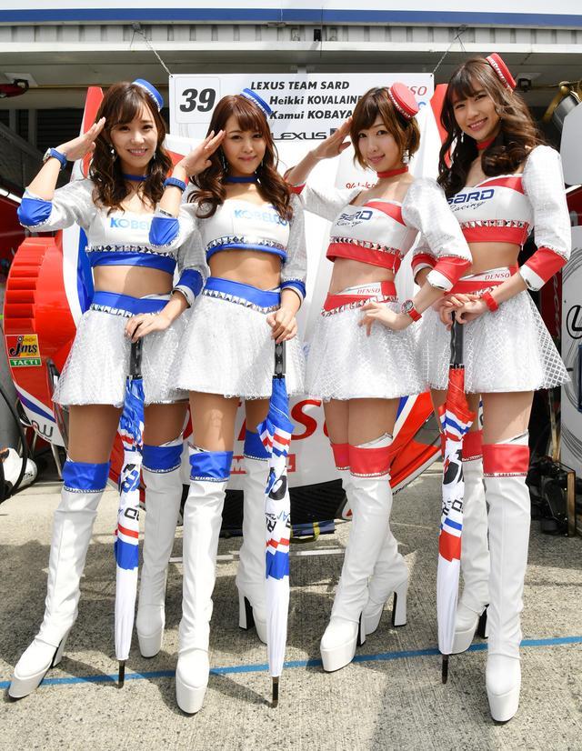 画像: 左より 西村いちかサン 比良祐里さん 清瀬まちサン 廣川エレナさん