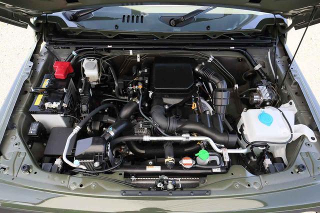 画像: エンジンはR06A型。動力性能の向上も見逃せないところだが、エンジン自体を軽量化したのも大きい。燃費は先代のJC08モードをWLTCモードで上回った。