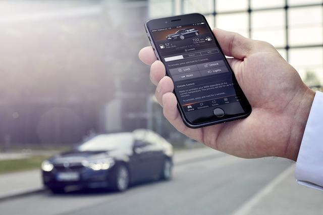 画像: 【ニュース】BMWコネクテッド・ドライブ刷新、スマホ用の新アプリを日本へ導入