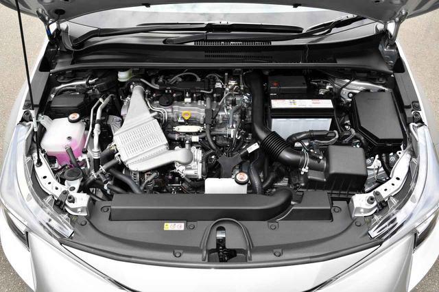 画像: 最高出力 112ps/最大トルク 18.9kgmを発揮する 1.2Lターボ(写真)の 2本。4WDは 1.2Lターボのみに設定されている。