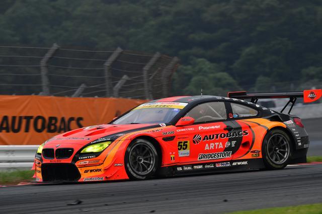 画像1: GT300クラスはARTA BMW M6 GT3が富士を連勝