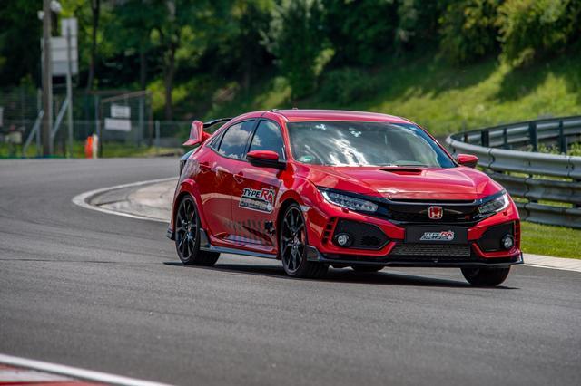 画像: 【ニュース】シビックタイプRが欧州5ヵ所のサーキットで市販FF車最速ラップを更新