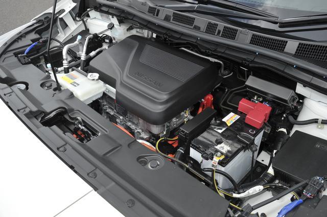 画像: ▲NISMO専用にチューニングされたコンピュータ(VCM)を搭載し、標準車より力強い加速と素速い加減速の応答性を実現。