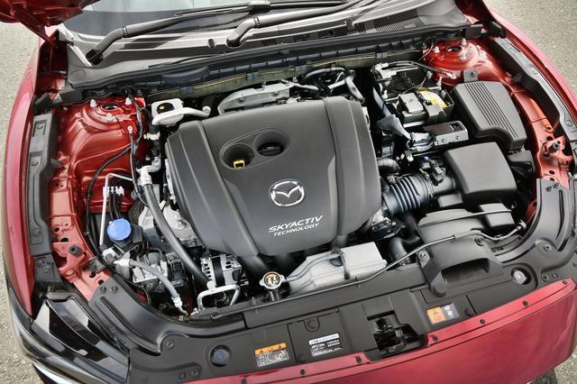 画像: 2.5Lガソリンエンジン