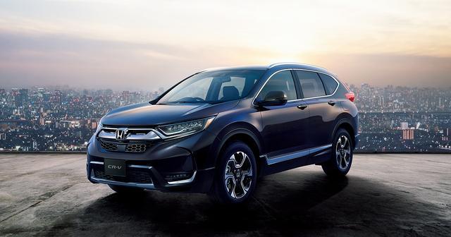 画像: Honda CR-V 公式情報ページ